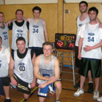 Fall 2008: C League Champs: We Goin' Sizzler