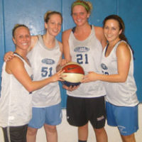 Fall 2009: Women's 4v4 League Champs: Technical Knockouts