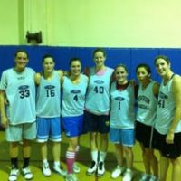 Fall 2010: Women's 5v5 League Champs: Cripple Triple Threats