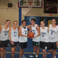 Spring 2008: Women's 5v5 League Champs: CAC Blockers