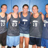 Spring 2009: Women's 4v4 League Champs: Cream Puff Delights