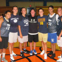 Spring 2009: Women's 5v5 League Champs: Step Off