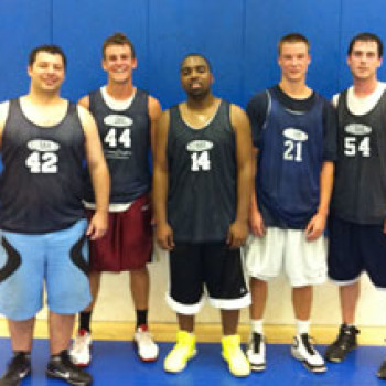 Spring 2010: A1 League Champs: Doin' Work