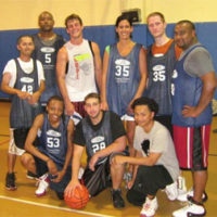 Spring 2010: Co-Ed League Champs: Genzyme