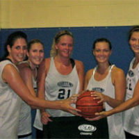 Spring 2010: Women's 5v5 League Champs: CAC Me If You Can
