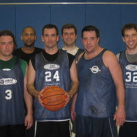 Winter 2010: Lunch League Champs: Cold Cuts