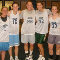 Winter 2010: Women's 5v5 League Champs: Cripple Triple Threats