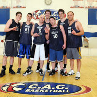 Winter 2011: B1 League Champs: 6 Foot 7 Rangas