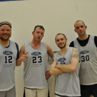Winter 2011: B Draft League Champs: Jesse & The Rippers
