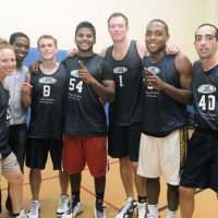 Spring 2011: Corporate League Champs: G Got Game