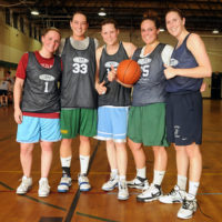 Winter 2011: Women's 5v5 League Champs: Cripple Triple Threats