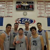 Winter 2011: SML League Champs: Cold Blooded