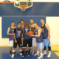 Winter 2012: B1 League Champs: Off Ourselves
