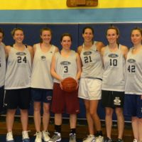 Winter 2012: Women's 5v5 League Champs: Occupy the Court