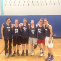 Winter 2014: Women's 4v4 League Champs: Mary Tyler Moore Tyler Moore Moore Moore