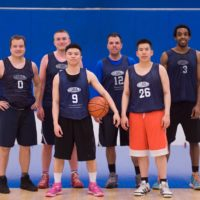 Winter 2014: B Draft League Champs: Numbers on the Board