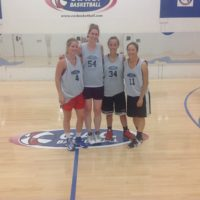 Spring 2014: Women's 4v4 League Champs: Reboot