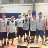 Fall 2014: Corporate 5v5 League Champs: Steamboats