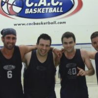 Spring 2016: B Draft League Champs: The Visionaries